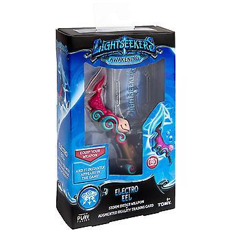 Lightseekers Awakening Electro Eel Storm Order Weapon & Trading Card