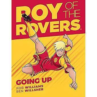 Roy van de rovers: uitgaan (Comic 3)