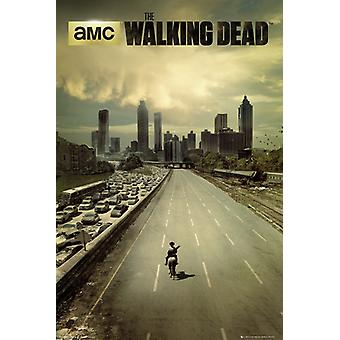 The Walking Dead city Maxi Poster 61x91.5cm