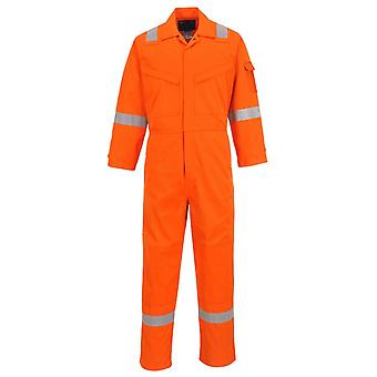 Portwest araflame gold coverall  af53