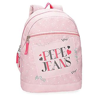Pepe Jeans Olaia Pink Casual Backpack