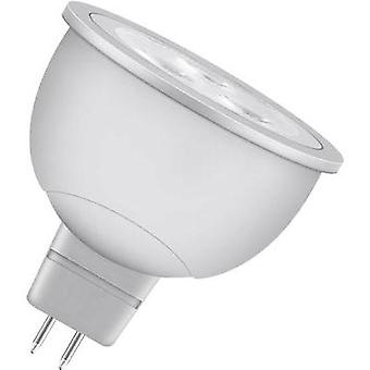 LED (monocromo) OSRAM 12 V GU5.3 3.5 W = 20 EEC W blanco fresco: a + Reflector (Ø x L) 51 mm x 50 mm 1 PC