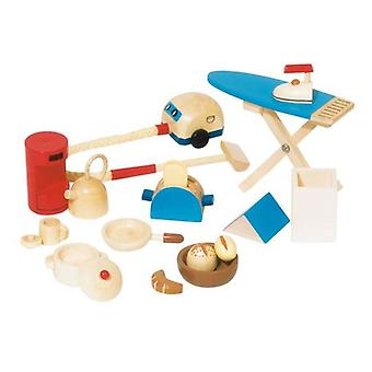Goki Accessories Kitchen (Toys , Dolls And Accesories , Miniature Toys , Accessoiries)
