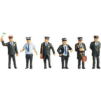 NOCH 15266 H0 Figures Railway Officer from Switzerland