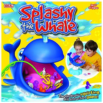 John Adams Ideal Games Splashy The Whale