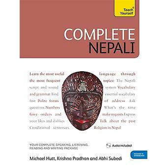 Complete Nepali: Teach Yourself (Book/CD Pack) (Paperback) by Hutt Michael Subedi Abhi