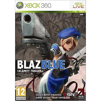 BlazBlue القارعة الزناد ألعاب Xbox 360