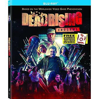 Dead Rising 2: End Game [Blu-ray] USA import