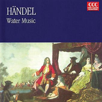 G.F. Handel - Georg Friedrich Handel: Importazione Water Music [CD] Stati Uniti d'America