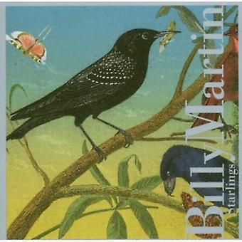 Billy Martin - Billy Martin: Starlings [CD] USA import