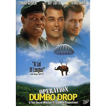 Operation Dumbo Drop [DVD] USA import