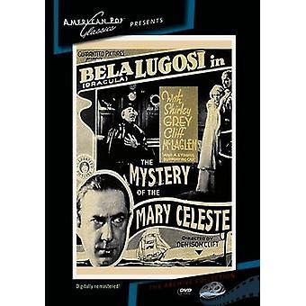Importación de misterio de los E.e.u.u. del Mary Celeste [DVD]