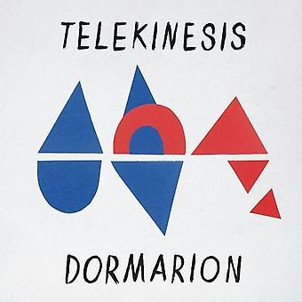 Telequinesis - importar de Estados Unidos Dormarion [CD]