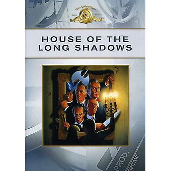 House of the Long Shadows [DVD] USA import