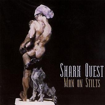 Shark Quest - Man on Stilts [CD] USA import