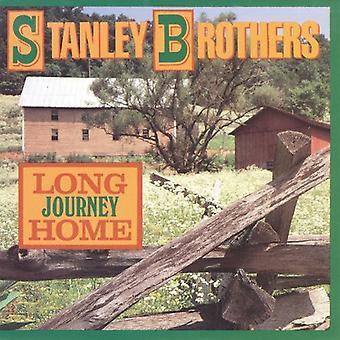 Stanley brødre - lange rejse hjem [CD] USA importerer