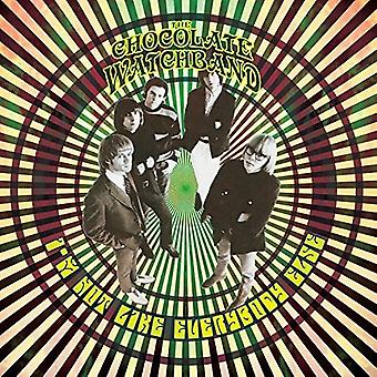 Chocolate Watchband, the - Im Not Like Everybody Else [CD] USA import