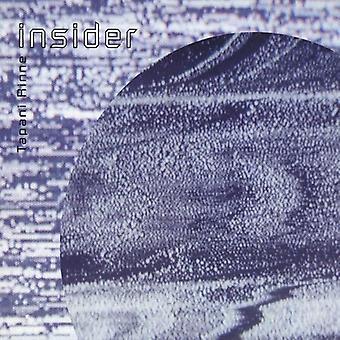Tapani Rinne - Insider [CD] USA import