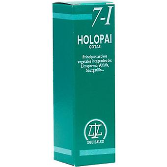 Equisalud Pai-7-I Holopai (Excess Ovarian Control) (Herbalist's , Supplements)