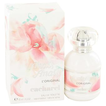 Cacharel Women Anais Anais L'original Eau De Toilette Spray By Cacharel