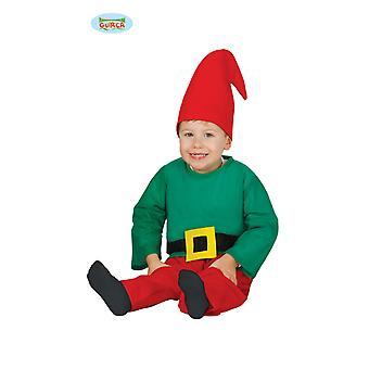 Dwarf costume children garden GNOME baby costume 6-12 months