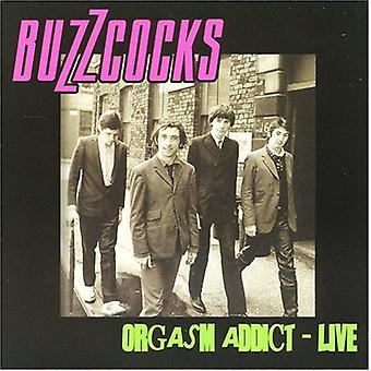 Buzzcocks - orgasme Addict Live [CD] USA importerer