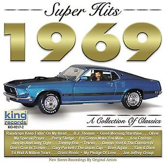 Super Hits 1969 - Super Hits 1969 [CD] USA import