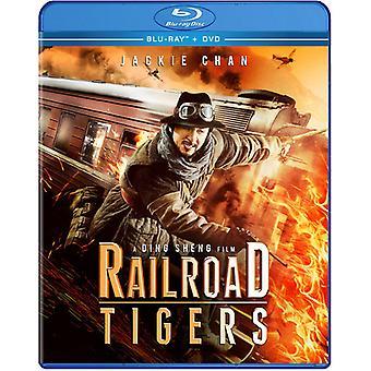Jernbanen tigre [Blu-ray] USA importerer