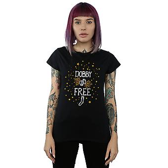 Harry Potter Women's Dobby Is Free T-Shirt