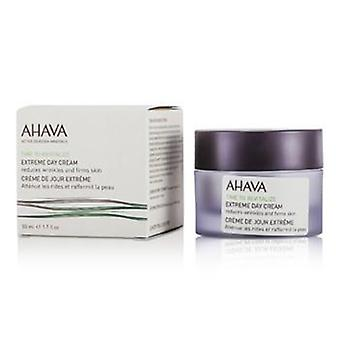 Ahava Time To Revitalize Extreme Day Cream - 50ml/1.7oz