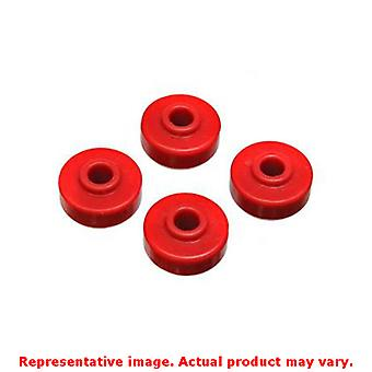 Energy Suspension Universal Shock Eyes 9.8126R Red Fits:UNIVERSAL 0 - 0 NON APP