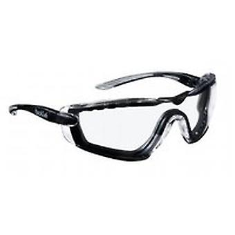 Bolle Cobftpsi Cobra Spectacles Pc Clear Lens Anti-Scratch & Fog Lens Straight