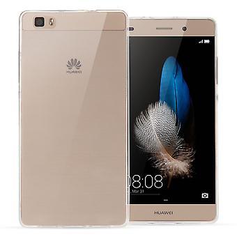 Yousave accesorios Huawei P8 0.6mm Lite Gel caso - claro