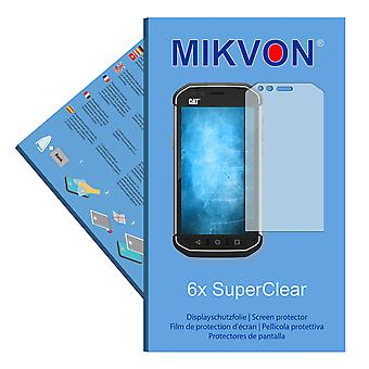 Cat S40 screen protector- Mikvon films SuperClear