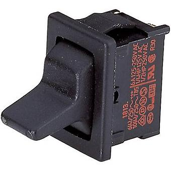 Toggle switch 250 V AC 10 A 1 x On/On Marquardt 18