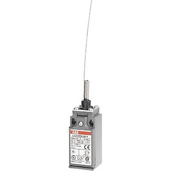 Limit switch 400 Vac 1.8 A Spring-loaded rod momentary