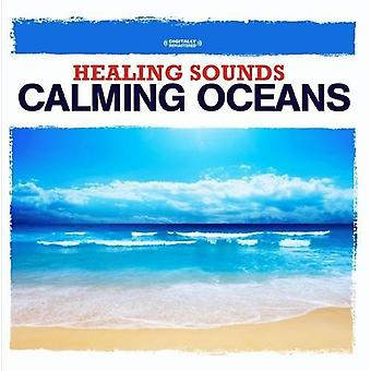 Naturljud - Healing Sounds-lugnande haven [CD] USA import