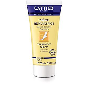 Cattier Treatment Cream Dry Feet (Cosmetics , Body  , Creams with treatment)