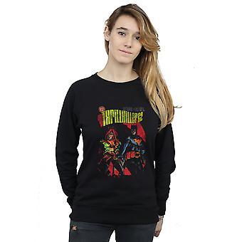 دي سي كوميكس المرأة باتمان وباتجيرل ثريلكيلير 62 البلوز