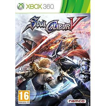 Soul Calibur V (Xbox 360) - Usine scellée