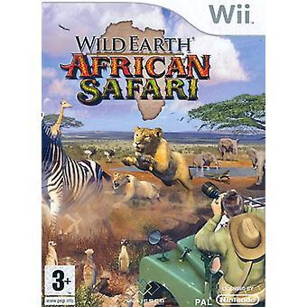 Wild Earth African Safari (Wii)