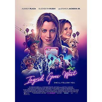 Ingrid Goes West Movie Poster (11 x 17)