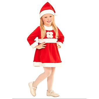 Santa Girl (Dress Hat) Childrens