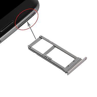 Für Samsung Galaxy S7 Edge G935F ersetzt GH98-38787F Simkarten Halter Sim Tray Gold