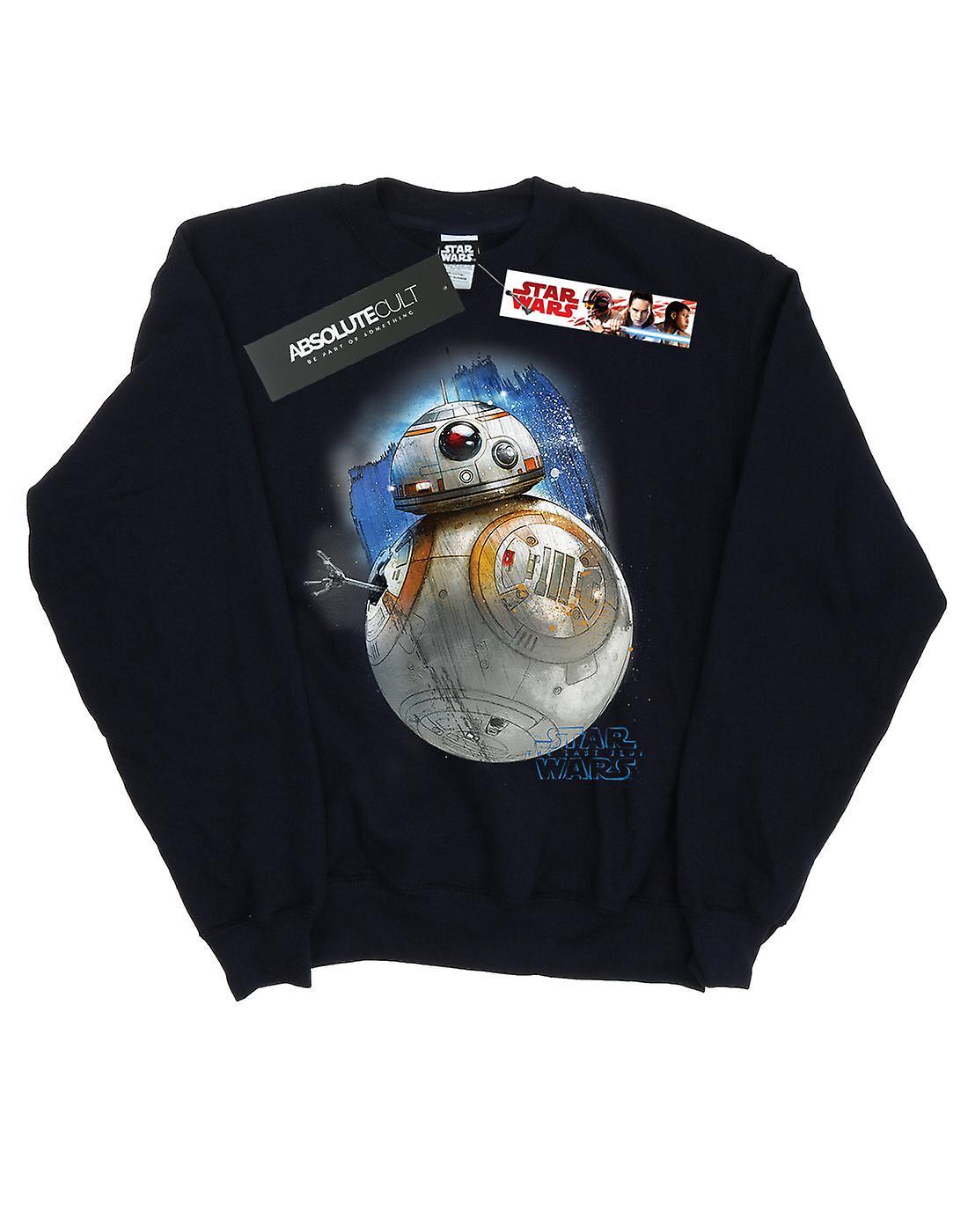 Star Wars filles le dernier Jedi BB-8 brossé Sweatshirt