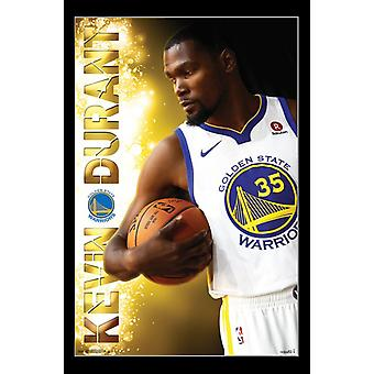 Golden State Warriors - Kevin Durant Poster Print
