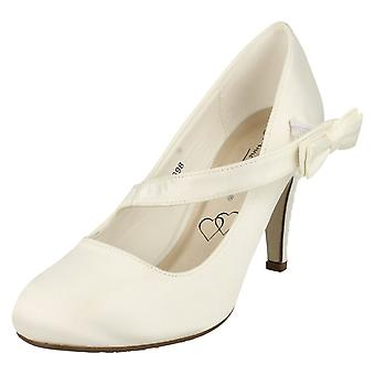Ladies Anne Michelle Wedding Shoe F9698