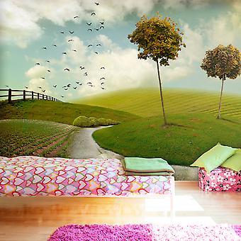 Wallpaper - herfst - landschap