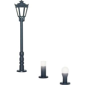 H0 Garden light Assembled Viessmann 1 Set