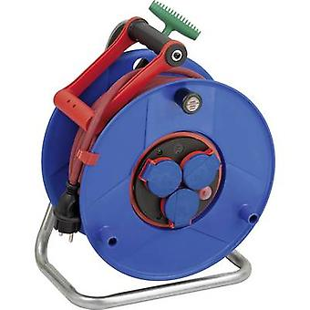 Cable reel 40 m Red PG plug Brennenstuhl 1328930